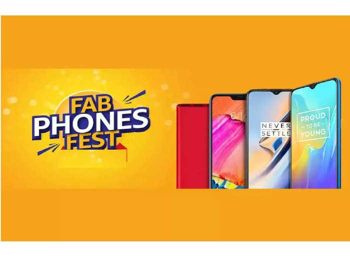 Amazon Fab Phones Fest Sale