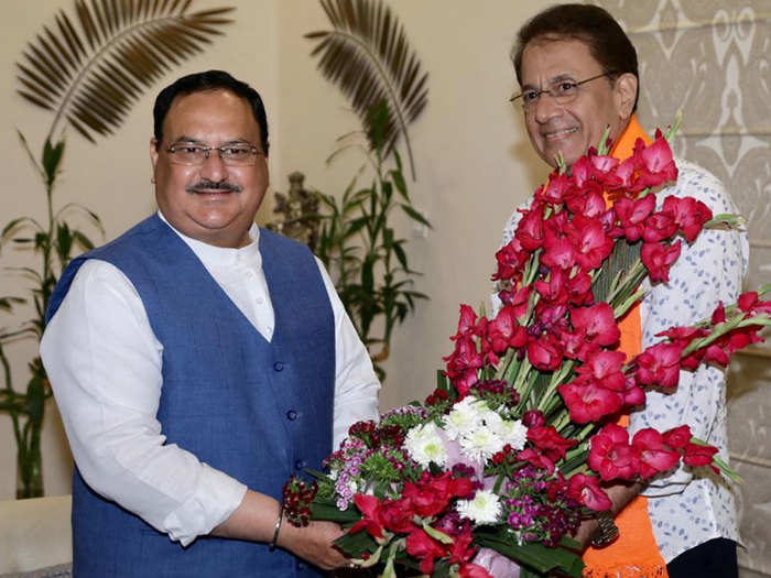 arun govil joins bjp latest in the famous characters of mahabharat and ramayan who joins saffron party
