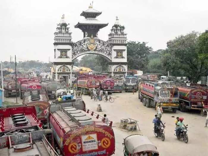 Indian Nepal Border