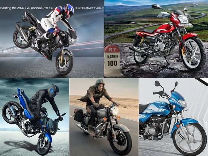 top 10 best selling motorcycles