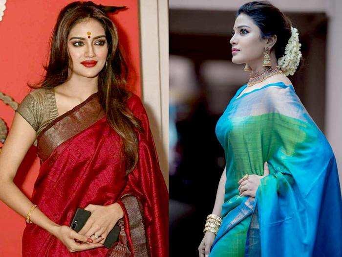 Silk Saree : इन खूबसूरत सिल्क Saree को देखकर पड़ोसन भी करेगी सेम साड़ी की डिमांड, सीमित स्टॉक है उपलब्ध