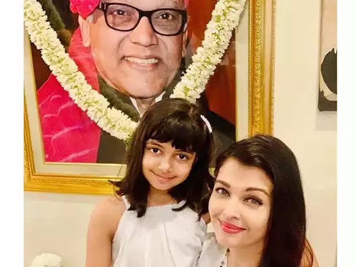 Aishwarya Rai Bachchan pens a heartfelt note for father