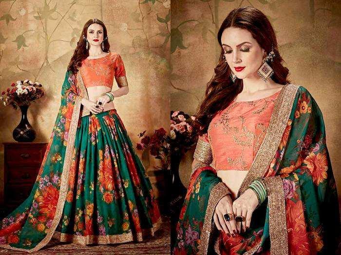 Lehenga For Wedding : मात्र 498 रुपए में खरीद लें ये खूबसूरत और कम्फर्टेबल लहंगा चोली