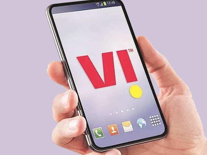 Vi customer Recharge sim through WhatsApp payments