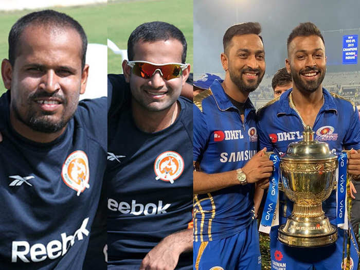 these brothers duo in international cricket done superb performance see list