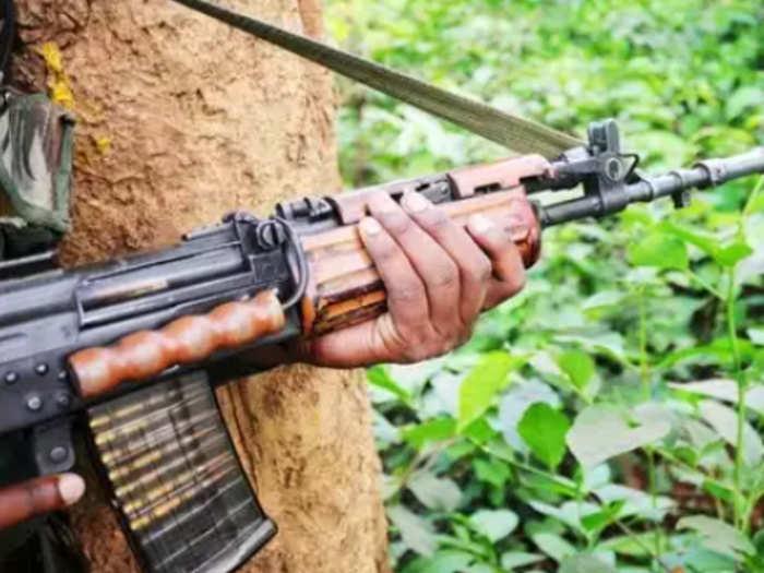 Maoist Naxal