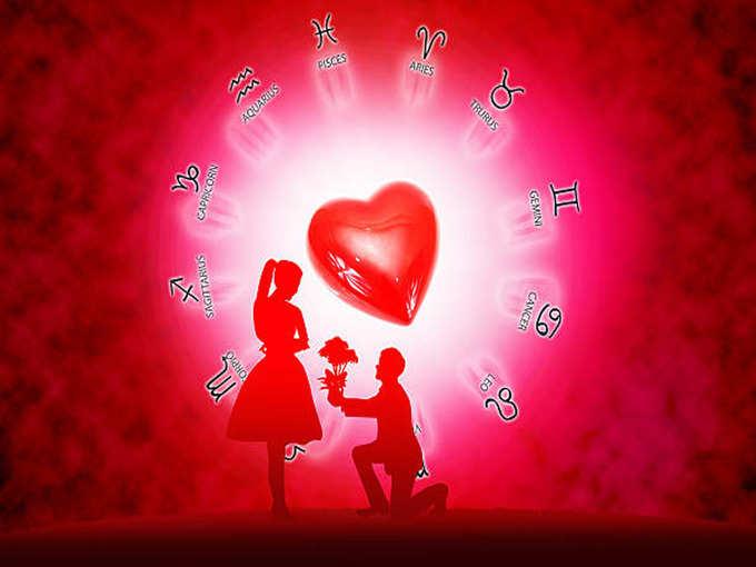 साप्ताहिक प्रेम राशीभविष्य २१ ते २७ मार्च : या आठवड्यात प्रेमाचा वर्षाव