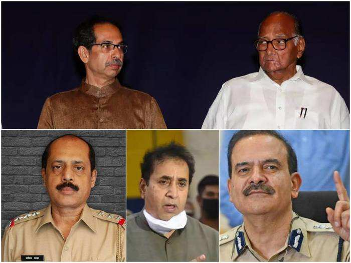 sharad pawar in tough spot after param bir singh letter against anil deshmukh all you need to know