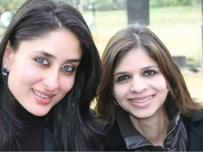 Kareena Kapoor Khan And Saba Ali Khan