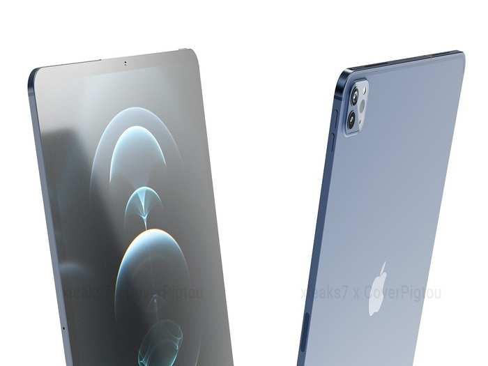 Apple New Gen Ipad Pro 2021 Launch Features
