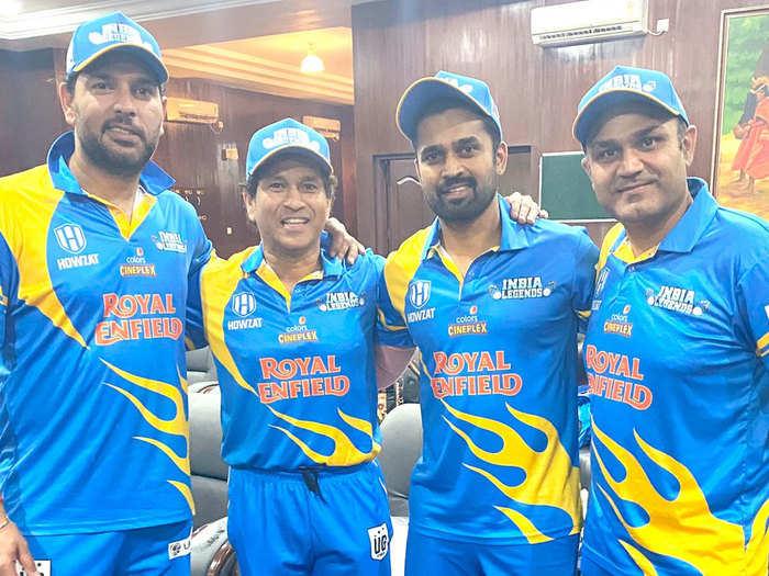 India Legends Won RSWS 2021: सचिन की टीम ने दोहराया कारनामा, श्रीलंका लीजेंड्स को हराकर जीता रोड सेफ्टी वर्ल्ड सीरीज खिताब