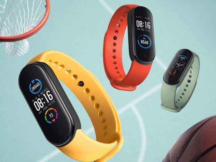 Xiaomi Fitness Band Mi Band 6 launch date price