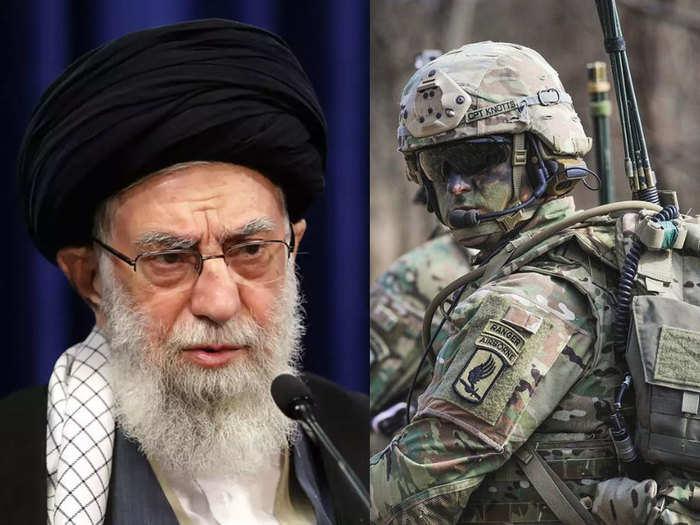 iran us army