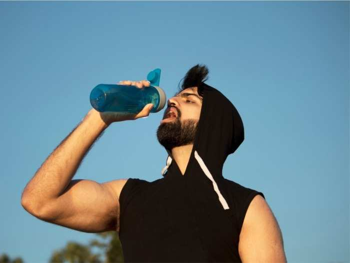 world water day 2021 harmful effects of drinking water while standing