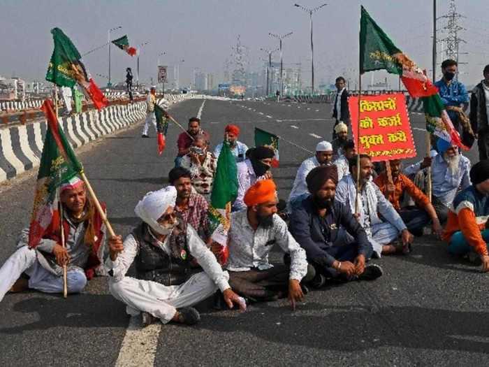 Delhi-Bharat-Bandh