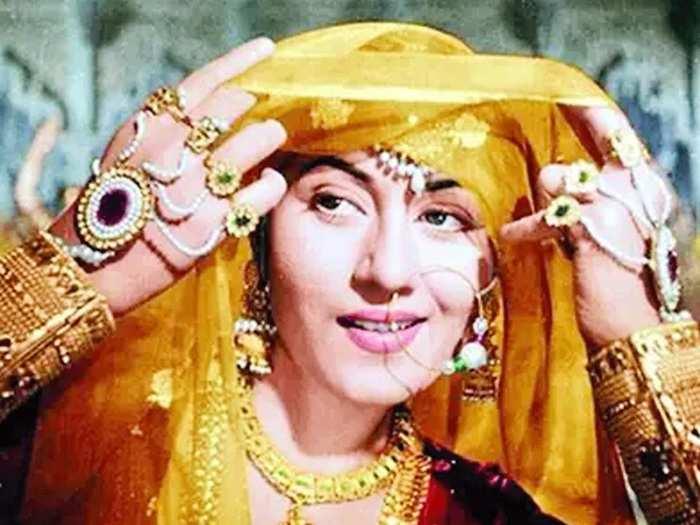 bollywood actress tabassum revealed the secret of madhubala natural beauty in marathi