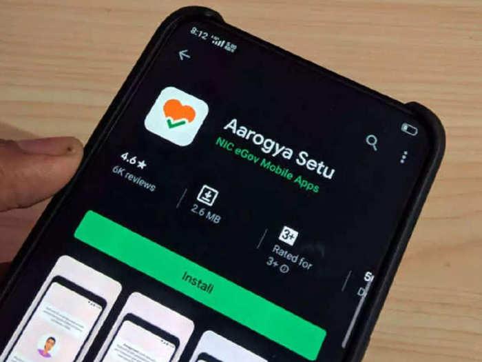 arogya setu app 2