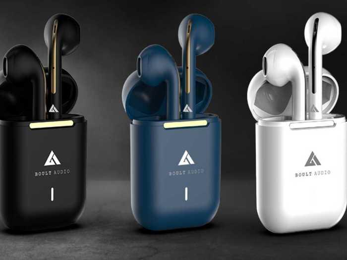 Boult Audio AirBass Z1 TWS Earphones