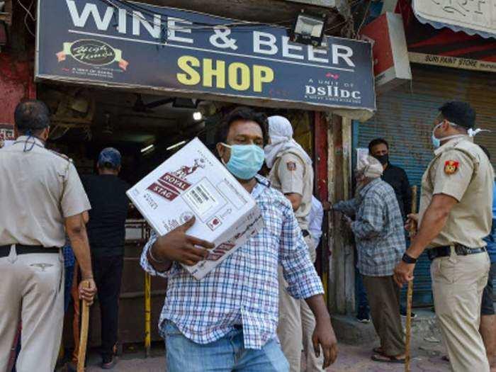 Delhi-Wine-Policy