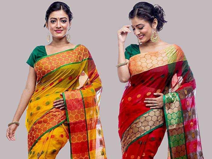 Best Saree Look : इन साड़ियों में आपकी खूबसूरती को निहारते रह जाएंगे लोग, कीमत हजार रुपए से भी कम