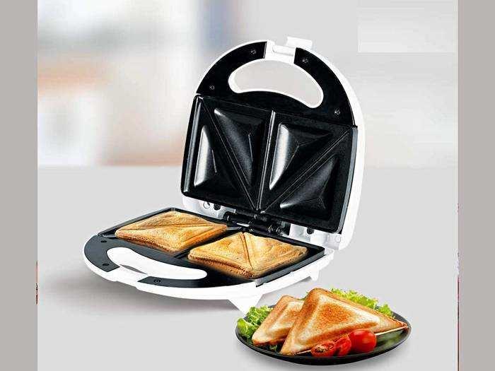 इन Sandwich Makers से बनाएं टेस्टी सैंडविच, सिर्फ 949 रुपए में मिलेगा Amazon पर