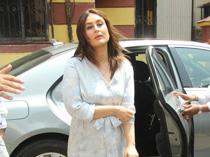kareena kapoor zara dress trolled and compared to gown