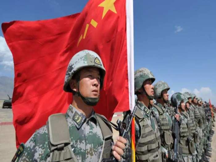 Chinese Army China PLA 01