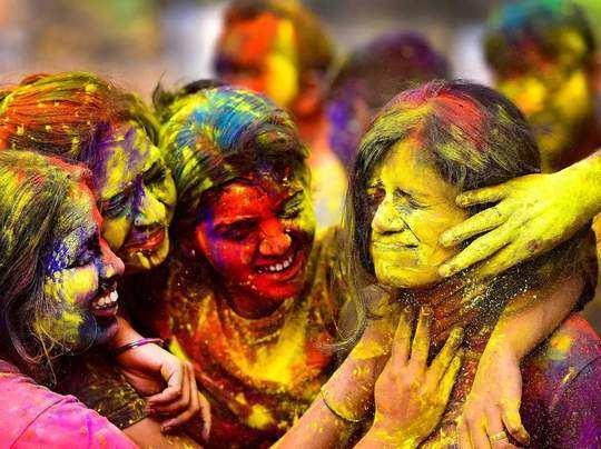 Holi 2021 Guidelines In Hindi: Coronavirus India Guidelines For Holi Update From All States - कोरोना वायरस होली गाइडलाइंस: दिल्ली, बिहार, यूपी, एमपी... होली पर अपने राज्य की कोरोना ...