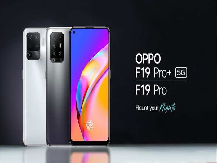 oppo F19 Pro+ 5G and Oppo F19 Pro Sale Price India 1