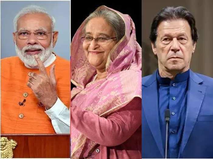 Modi Hasina Imran 01