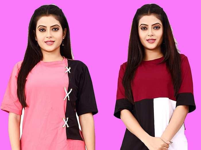 Womens Top : सिर्फ 699 रुपए में मिल रहा है, 1,999 रुपए का स्टाइलिश Womens Top