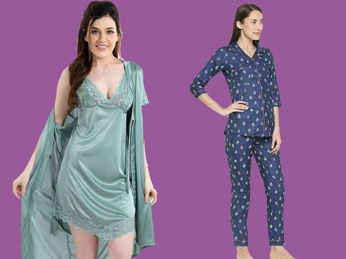 Nighty : अपने लिए खरीदें सॉफ्ट फैब्रिक की Nighty For Women सिर्फ 389 रुपये में