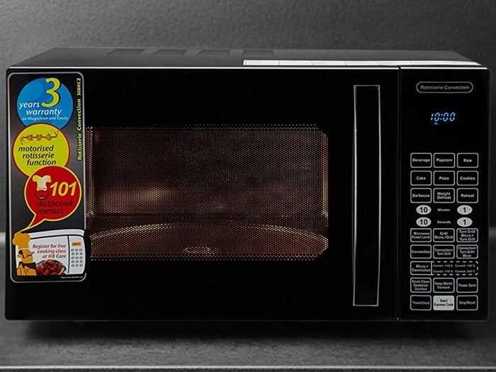 Microwave Oven : टेस्ट के साथ हेल्थ के लिए भी बेस्ट रहेगा Microwave Oven में बना हुआ खाना