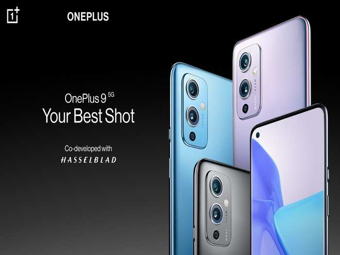 Oneplus 9 and oneplus 9 pro updates features