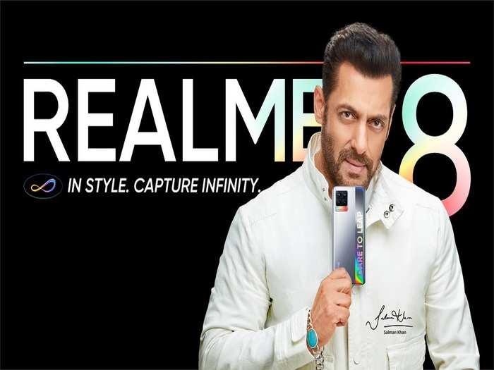 Realme 8 Series 5G Smartphones Launch Soon India