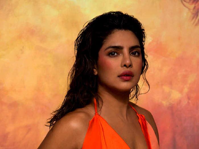 priyanka chopra bindi and bikini top look trolled by people for being too bold