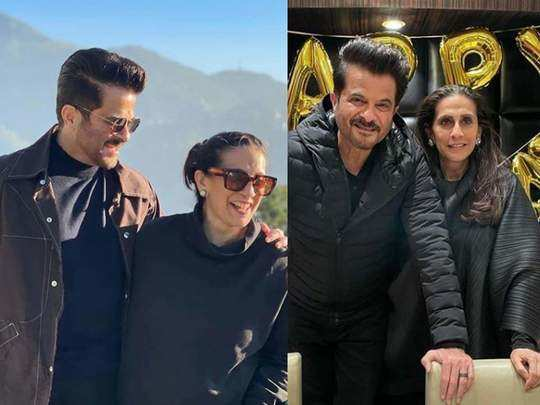 the sentiment expressed by anil kapoor for his wife sunita are inspirational for other couples in marathi