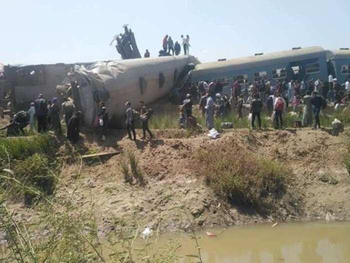egypt train