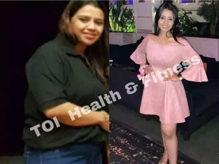 real weight loss this mom reduced 10 kg weight in 4 months by eating oats and moong dal in dinner daily