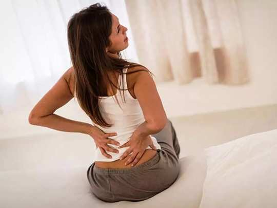 foods which help to reduce back pain after delivery in marathi