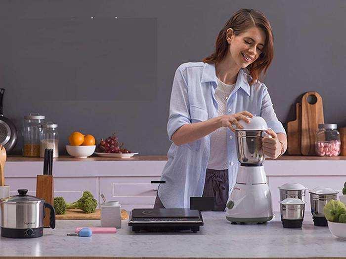 Mixer Grinder : ब्रांडेड और हाई पर्फॉर्मेंस Mixer Grinders 53% तक का हैवी डिस्काउंट