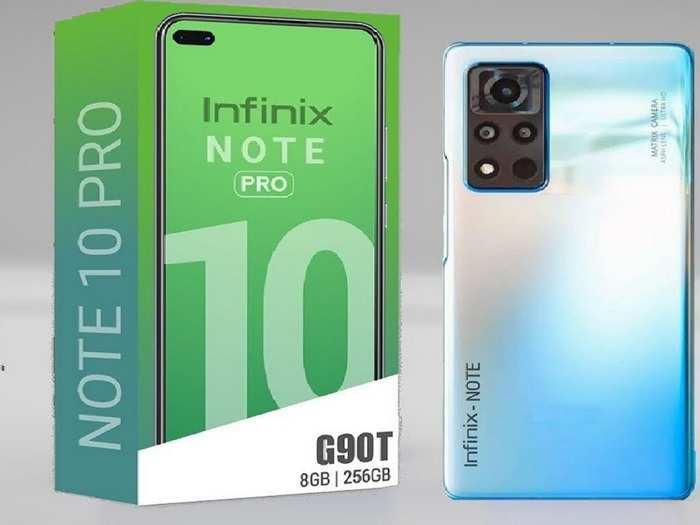 New Mobile Infinix Note 10 Pro Launch soon