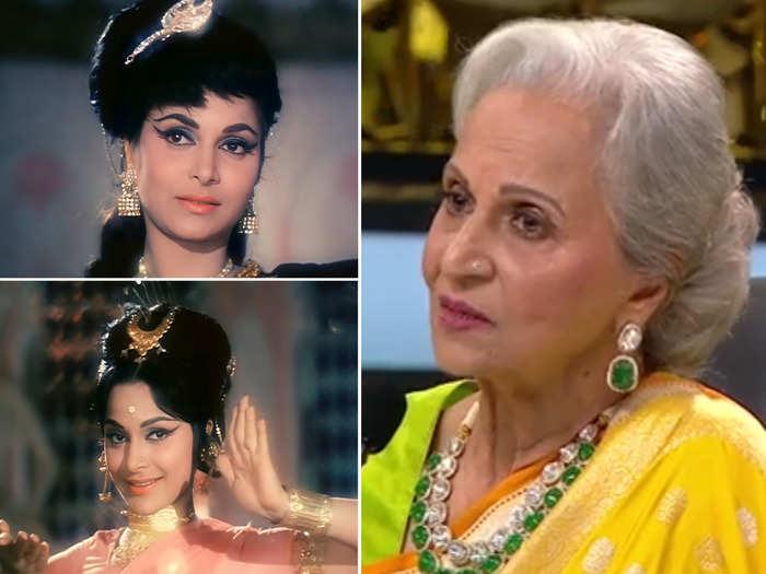 dance deewane 3 guru refused to teach dance to waheeda rehman as she was muslim kundali bought twist