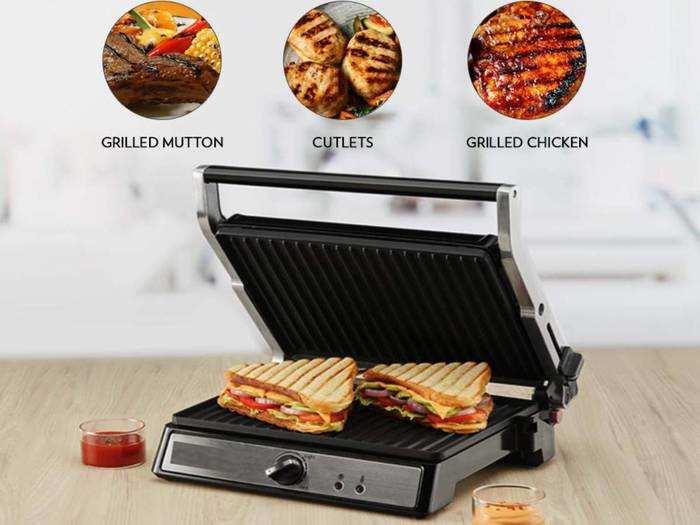 Sandwich Maker : पाएं सुबह के नाश्ते से छुट्टी Sandwich Maker में बनाएं क्रिस्पी सैंडविच