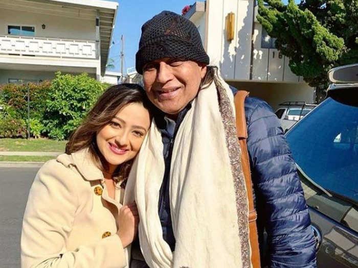 mithun chakraborty one advice to his daughter in law anupamaa fame kavya madalsa sharma led to stardom