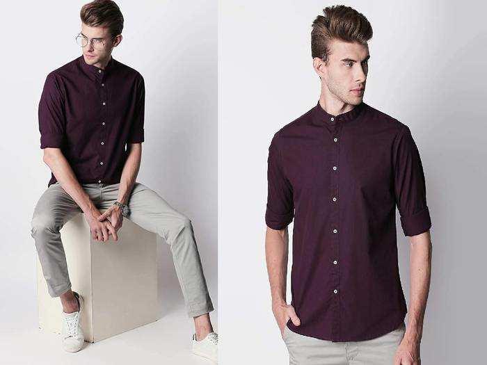 Shirts : होली के मौके पर स्टाइल करें ये Shirts, डेनिम हो या जॉगर सब पर लगेगी सुपर स्टाइलिश