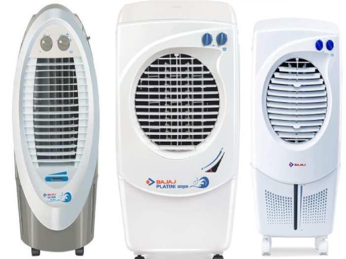 Bajaj coolers Below 6000 Rupees In India
