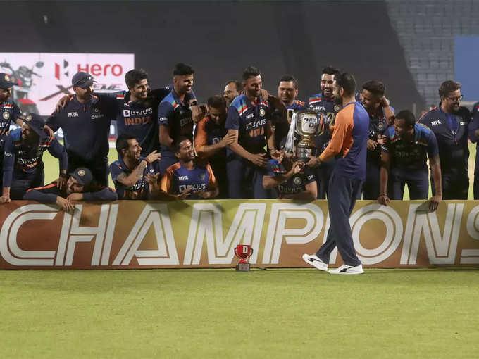 भारताचा विजय