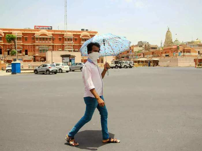 india weather forecast and report imd heatwave and rain prediction for 30 and 31 march