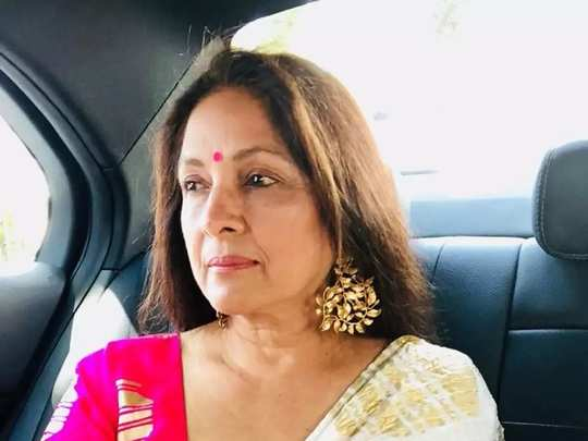 why did neena gupta advice other women not to fall in love with a married man in marathi